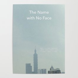 The Name with No Face Movie Poster Poster