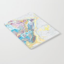USGS Geological Map of North America Notebook