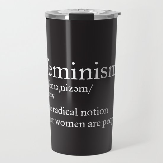 Feminism Definition by littlegoldpixel