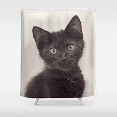 Little Lois Shower Curtain