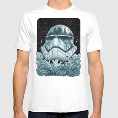 Stormtrooper Treehouse SMALL White Mens Fitted Tee
