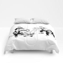 The neighbourhood: band Comforters