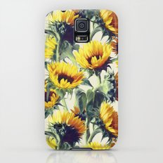 Sunflowers Forever Galaxy S5 Slim Case