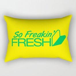 So Freakin' Fresh v2 HQvector Rectangular Pillow