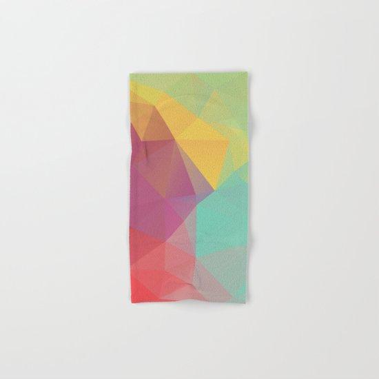 Geometric XI Hand & Bath Towel