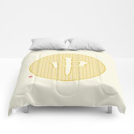 Chinese Character Centre / Zhong Comforters