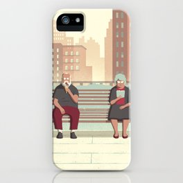 Day Trippers #5 - Rest iPhone Case