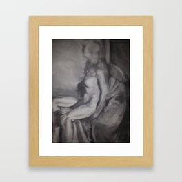 Apparition Framed Art Print