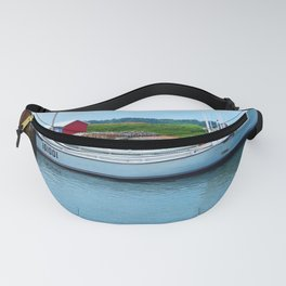 Lobster Boats and Traps Fanny Pack
