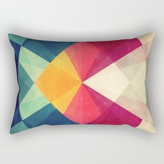 Meet me halfway Rectangular Pillow