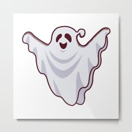 Perfect for Halloween Metal Print