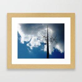 Caelus Framed Art Print