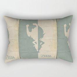 The Legend of Zelda: Twilight Princess Rectangular Pillow