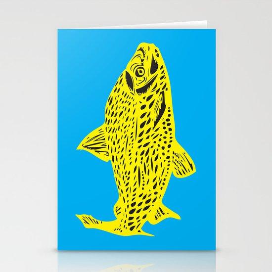 Gone Fishing Stationery Cards
