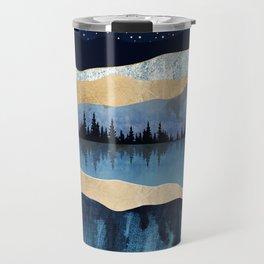 Midnight Lake Travel Mug