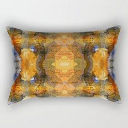 Valley of the Omo Rectangular Pillow