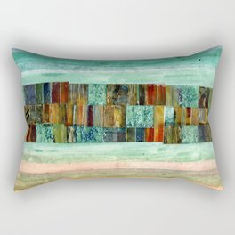 Strip Search Rectangular Pillow