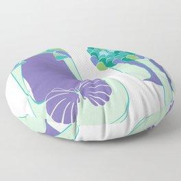 Fairy tale Princess 1989 Floor Pillow