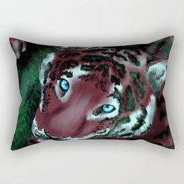 tigar Rectangular Pillow