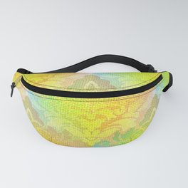 Damask Tapestry Pattern I Fanny Pack