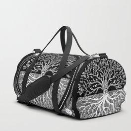Druid Tree of Life Duffle Bag