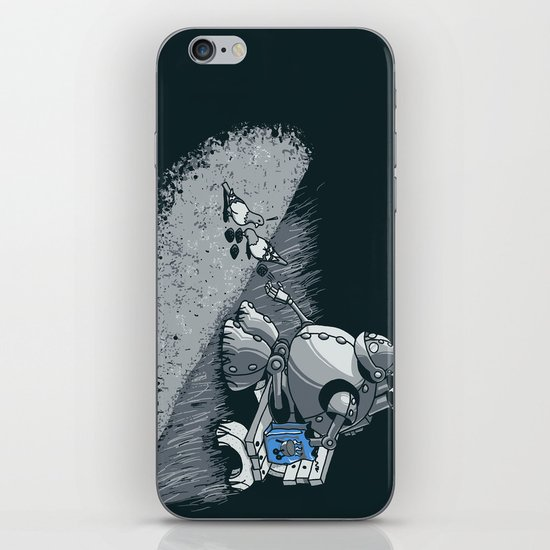 Here Ya Go Little Fella! iPhone & iPod Skin