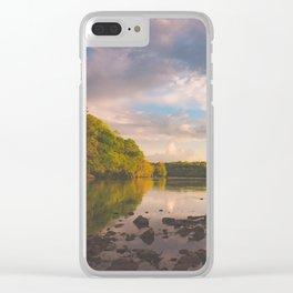 Sope Creek, Georgia Clear iPhone Case