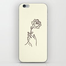 Be Nothing iPhone & iPod Skin