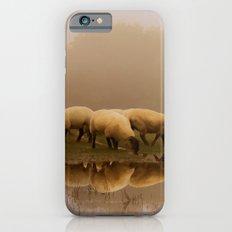 Foggy Sheep iPhone 6s Slim Case