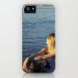 LA beaches iPhone Case