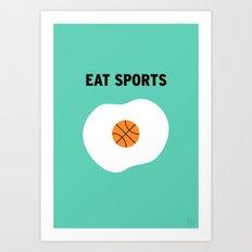 Sports Art Print