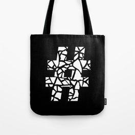 Hashtag #2 Tote Bag