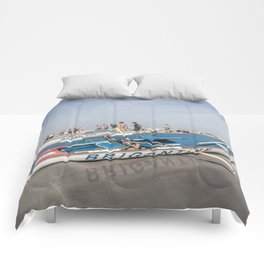 Brigantine Lifeboat Comforters