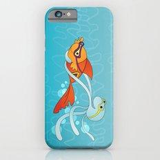 Goldfish & Octopus iPhone 6s Slim Case