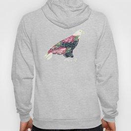 Salmon Eagle Hoody