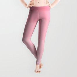 Light Pink Cloud Layers Leggings