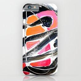 The Big Zag iPhone Case