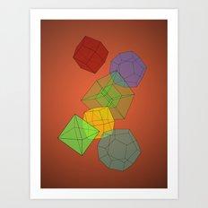 Rioalto Art Print