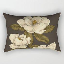 Magnolias Rechteckiges Kissen