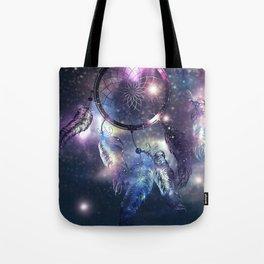 Cosmic Dreamcatcher design Tote Bag