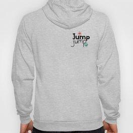 Jump jump fleas Hoody