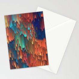 Ribbons of Color Stationery Cards