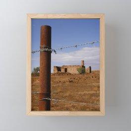 Australian Outback Framed Mini Art Print