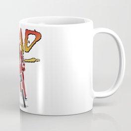 Cru Jones is Rad Coffee Mug