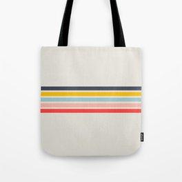 Retro Summer Vibe Tote Bag