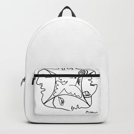 Pablo Picasso Peace Between People & Dove T Shirt, Artwork Backpack