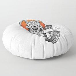 Apan Mudra Floor Pillow