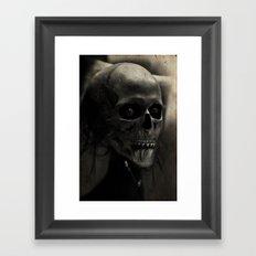 Mortis Framed Art Print