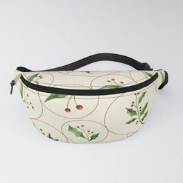 Berries Baubles #society6 #xmas Fanny Pack