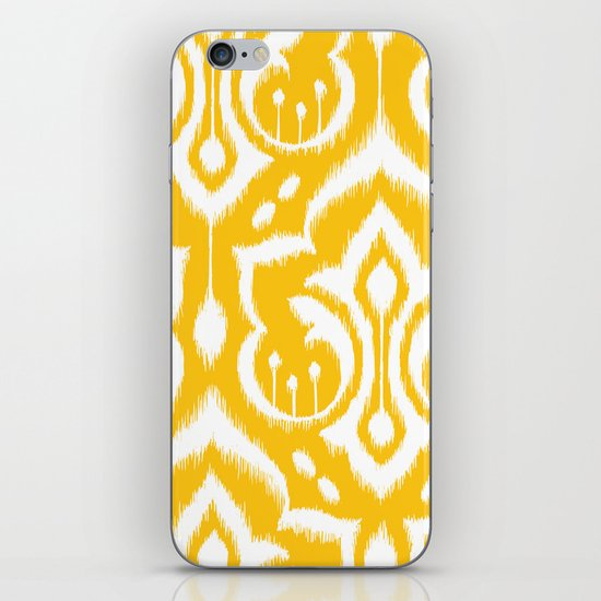 Ikat Damask iPhone & iPod Skin